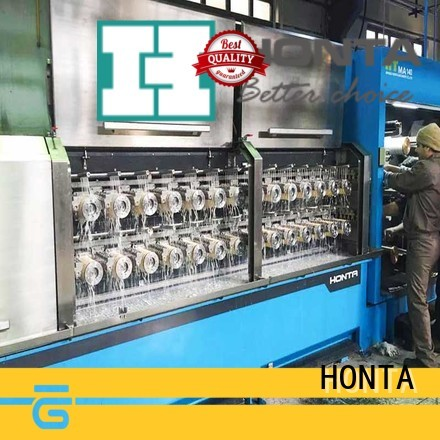 HONTA High-quality continuous wire drawing machine factory for wire cable making