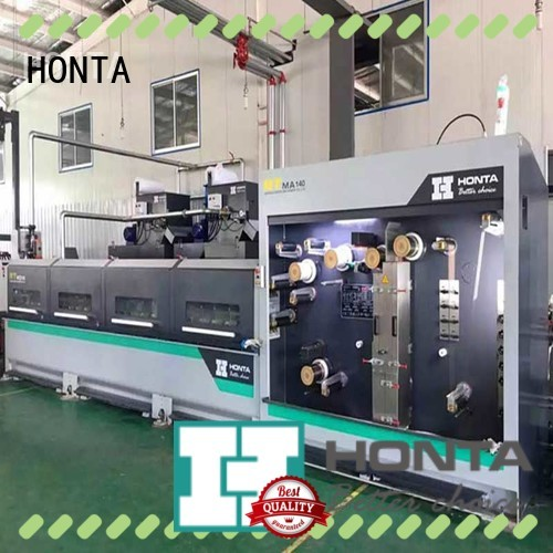 HONTA wire drawing machinery manufacturer for wire manufacturing