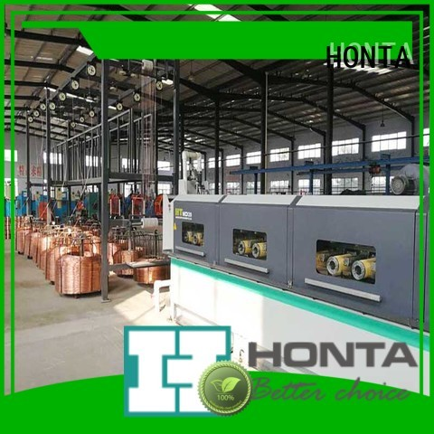 HONTA copper wire manufacturing machine manufacturer for wire production line