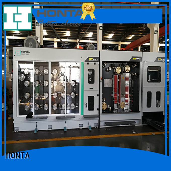 HONTA multi wire machine supply for wire production line