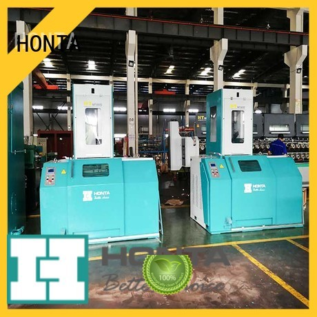 HONTA copper wire drawing machine suppliers for wire production line