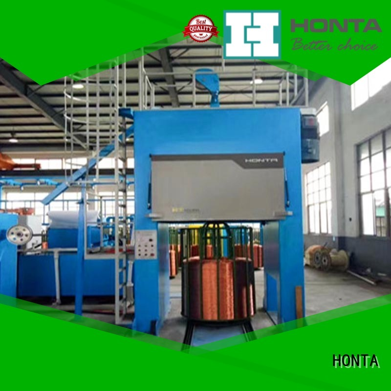 HONTA double twist bunching machine suppliers for wire manufacturing
