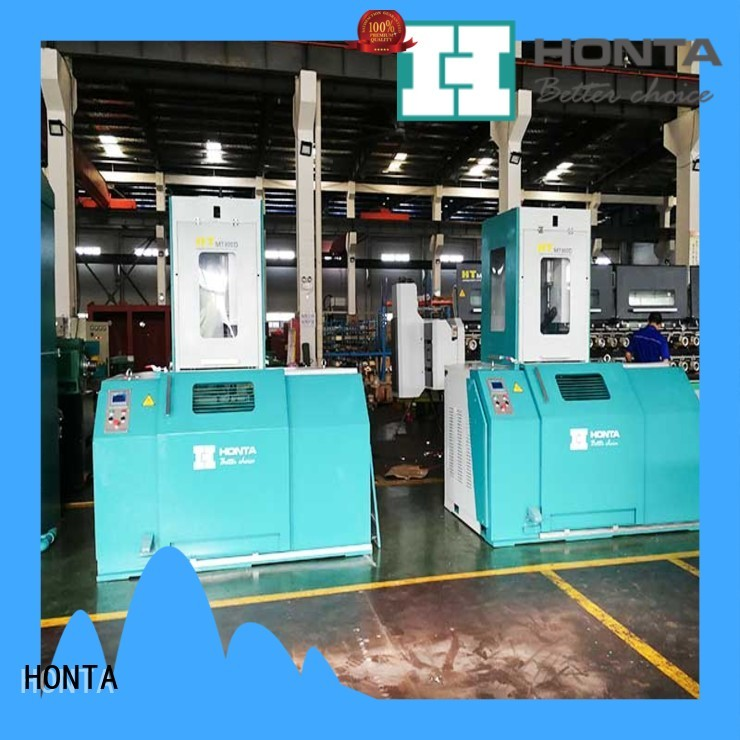 HONTA High-quality drawing machine company for wire production line
