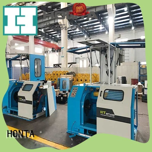 HONTA wire drawing machine manufacturer company for wire manufacturing