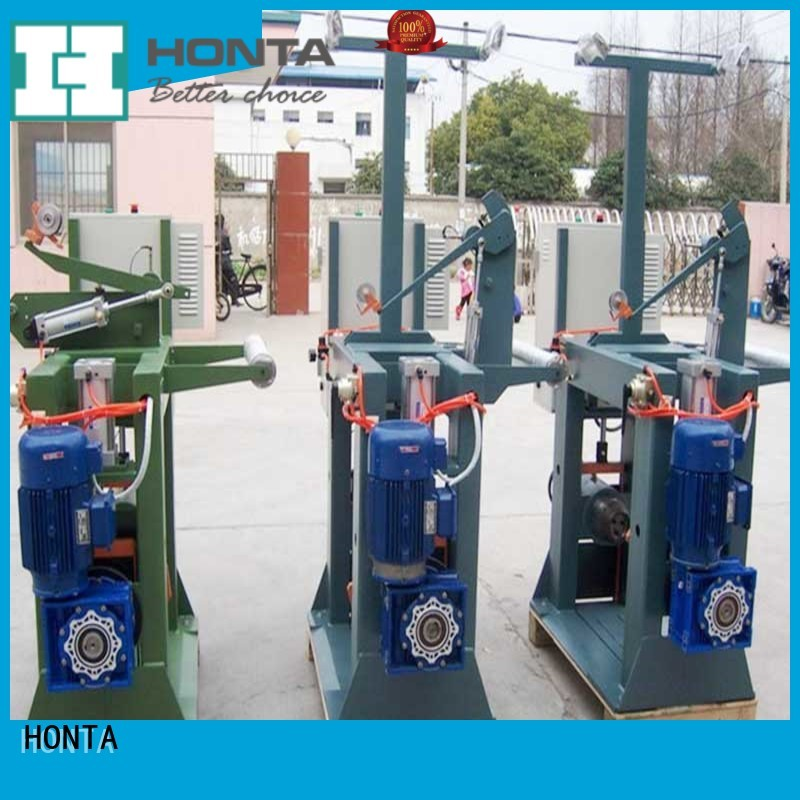 HONTA High performance multi wire drawing machine factory for wire manufacturing