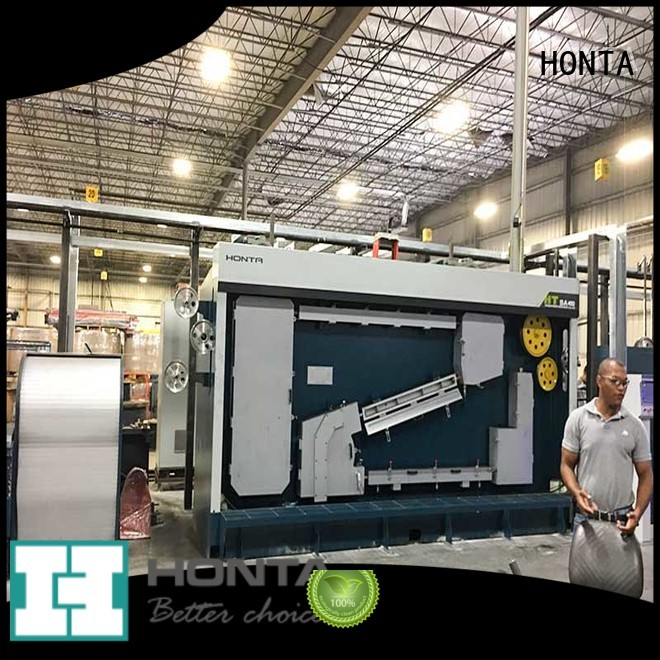 HONTA High Grade copper wire tinning machine company for wire manufacturing