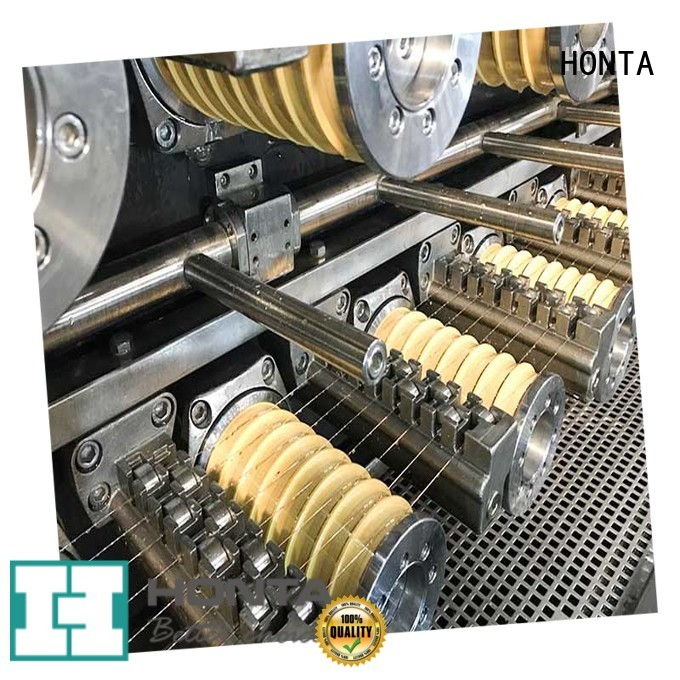 HONTA Best gold wire drawing machine company for wire cable making