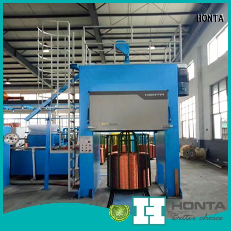 HONTA wire buncher suppliers for bunching the wire