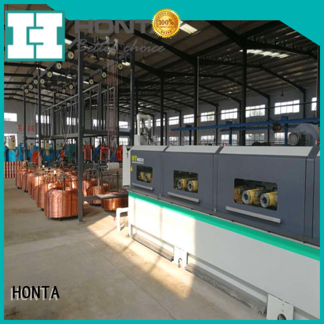 HONTA wire drawing machine suppliers for wire manufacturing