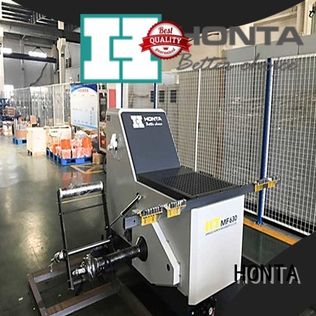HONTA multi wire drawing machine company for wire manufacturing