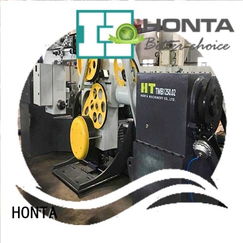 HONTA multi wire machine factory for wire production line