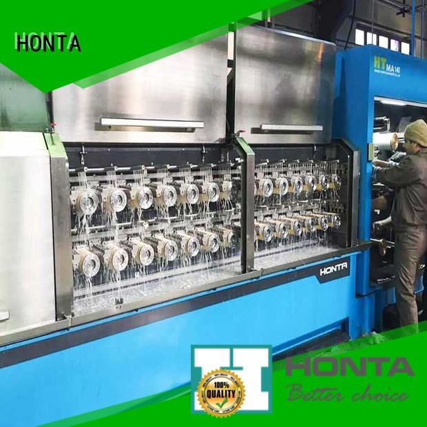 HONTA wire manufacturing machine factory for wire production line