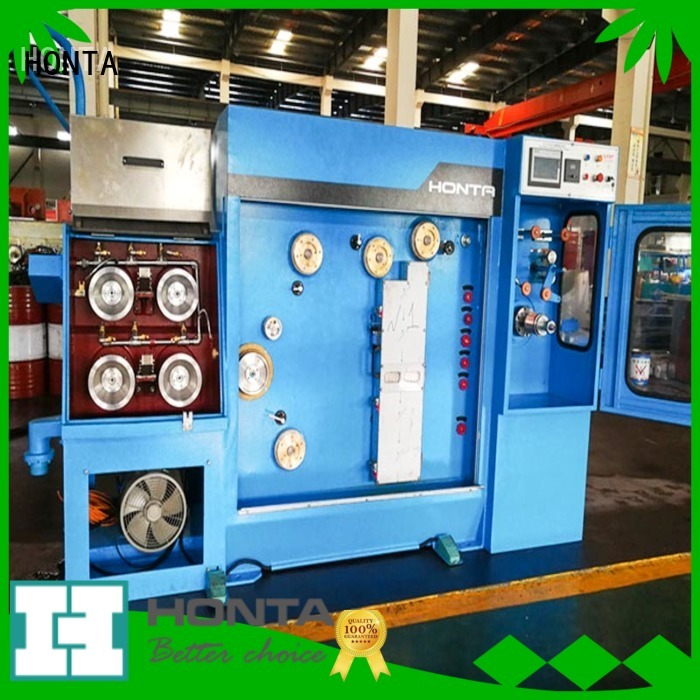 HONTA High-quality wire drawing machine manufacturer factory for wire equipment