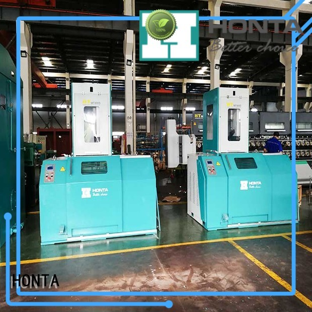 HONTA Top wire manufacturing machine supply for wire cable making