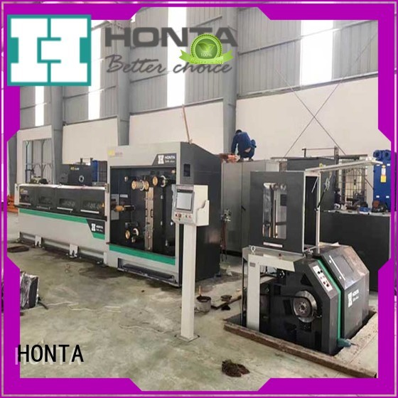 HONTA Top copper wire drawing process suppliers for wire manufacturing