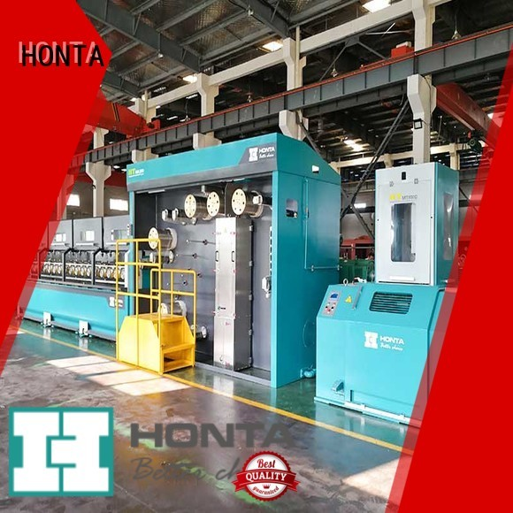 Top wire drawing machine factory for wire production line