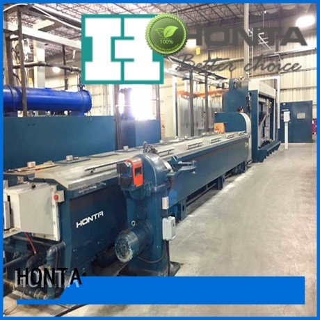 HONTA Durable cable wire manufacturing machines factory for wire manufacturing