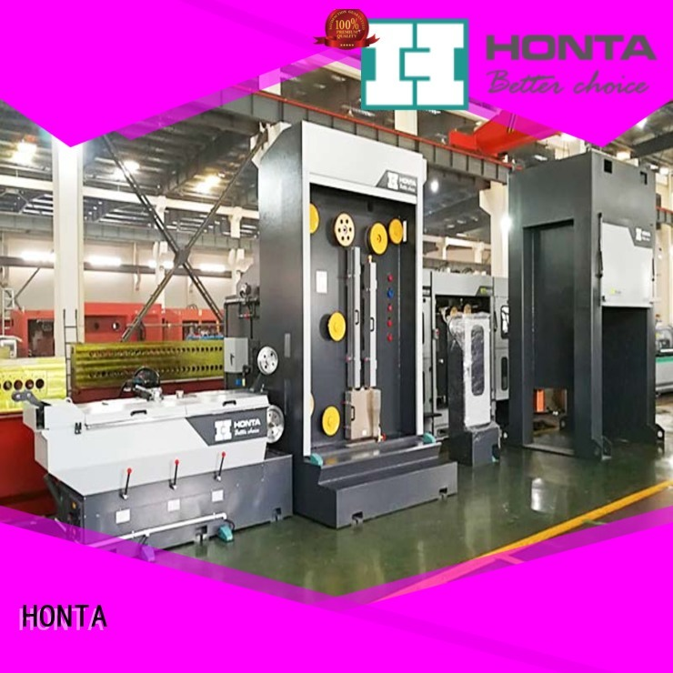 HONTA High standard wire drawing machine parts suppliers for wire machine