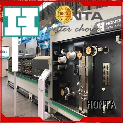HONTA wire-drawing plant supply for wire production line