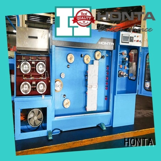 HONTA High standard wire drawing machine parts factory for wire equipment