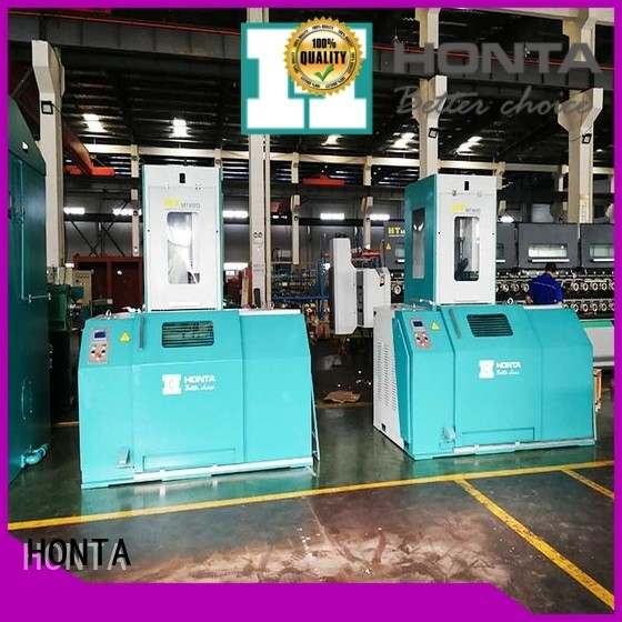 HONTA automatic wire drawing machine manufacturer for wire manufacturing