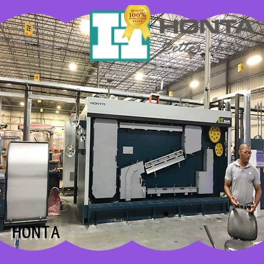 HONTA Durable wire payoff machine supply for wire production line