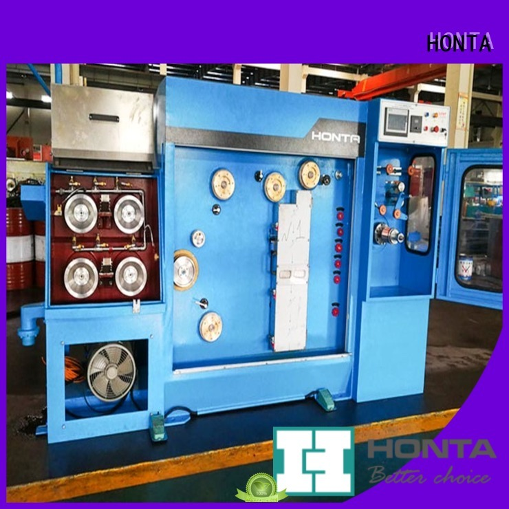 HONTA Professional drawing machine parts suppliers for wire machine