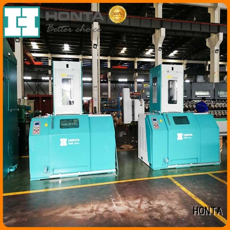 HONTA Excellent quality wire-drawing plant manufacturer for wire cable making