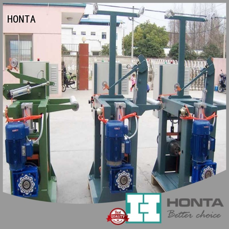 HONTA Best wire drawing machine factory for wire manufacturing