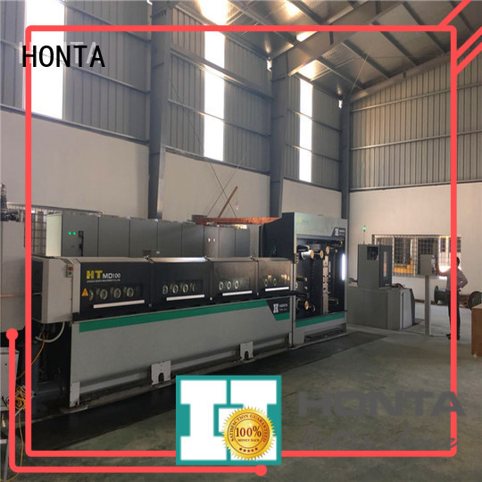 HONTA Top multi wire drawing machine manufacturer for wire production line