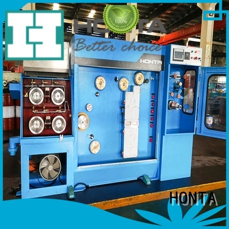 HONTA drawing machine parts manufacturer for wire equipment