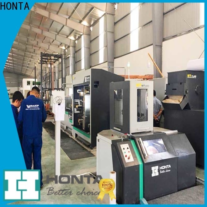HONTA fine wire drawing machine company for wire manufacturing